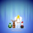 wichtel rentier engel weihnachtsmann II