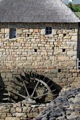 le moulin à marée de birlot,île de bréhat,côtes d'armor