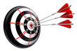 jobs concept target