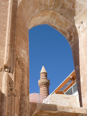 Ishak Pasha Palace in eastern turkey