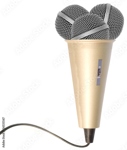 creative microphone