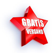 3D Stern GRATIS VERSAND