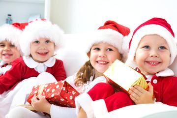 Funny christmas company