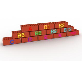 Life bricks