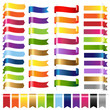 Color Set Web Ribbons