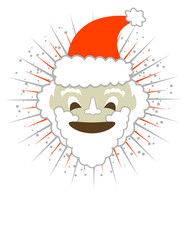 Santa Claus! Vector / Eps