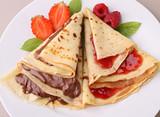 Fototapety pancake