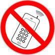 Usage du téléphone portable interdit