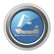 """3D Style Button """"Harbor"""""""