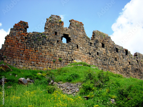 "Amberd, Armenia  ( ""fortress in the clouds"" )"
