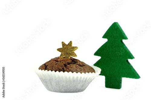 Weihnachtsmuffin