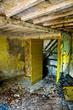 derelict interior