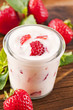 Erdbeerjoghurt