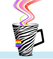 Mug Tea Gay