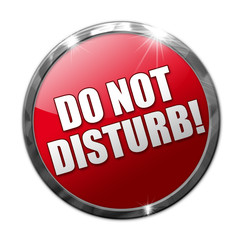 Do not disturb! Button, Icon