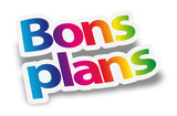 Bons plans (sticker)