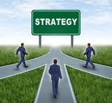 Strategic partnership poster