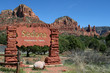 Leinwanddruck Bild - Sedona, Arizona