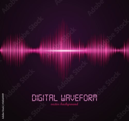 Digital waveform