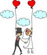 картина мультфильм свадьбы