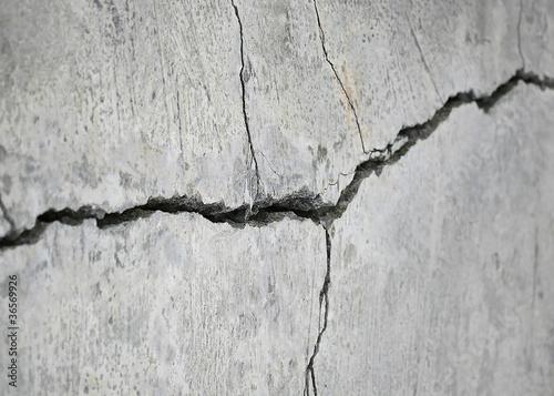stone crack - 36569926