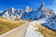 Trail to Pale di San Martino, Dolomite Alps