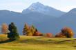 Autumn in the Alps, Dolomites, Italy