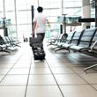passengers in airport