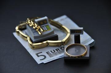 Rachat de bijoux en or
