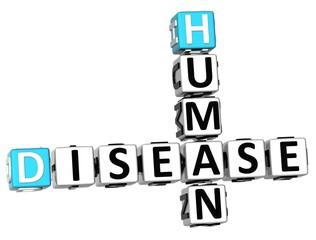 3D Human Disease Crossword