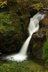 二の滝(村山市樽石)