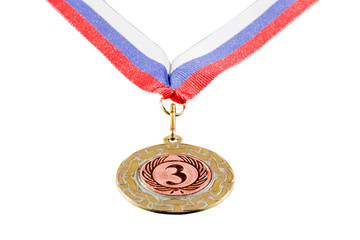 medal for 3rd place