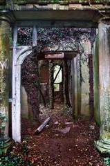 derelict doorway