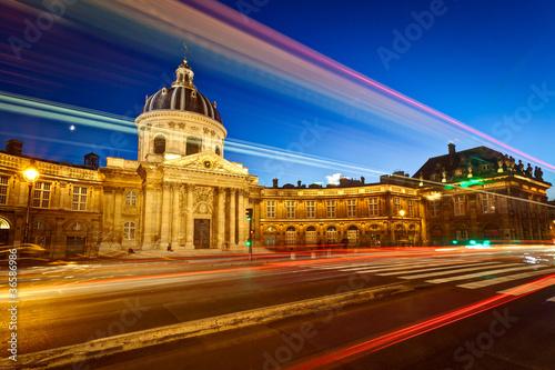 Fototapety, obrazy : Institut de France, Paris