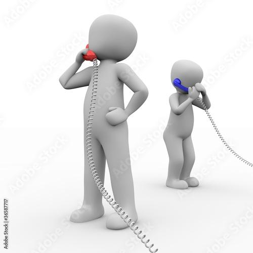 3D Telefonieren