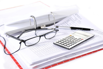 Registri contabili aperti