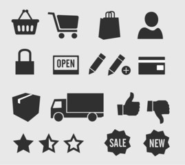 Minimal Icons - SHOP