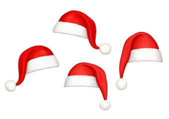 Weihnachtsbommelmützen