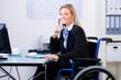 behindertengerechtes arbeiten