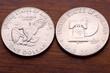 USA One Dollar Coin