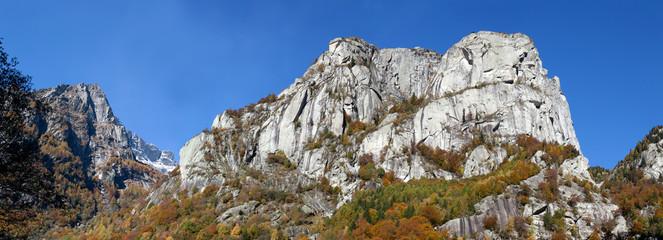 Val di Mello - Valtellina - Italy