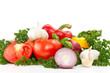 freshness vegetables prepped