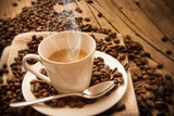 Fototapety caffè