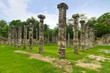 Columns of a Thousand Warriors, Chichen Itza, Mexico