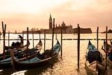 Fototapety Venice, View of San Giorgio maggiore from San Marco.