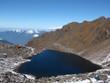 Beautiful holy lake Gosainkund, Nepal