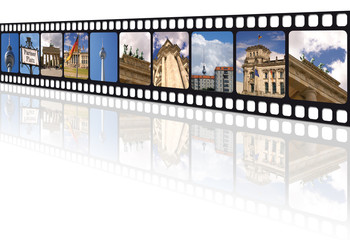 Filmstreifen Berlin