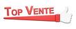 """Top Vente"" Symbole"