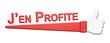 """""""J'en Profite"""" Symbole"""