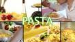 italian food, pasta